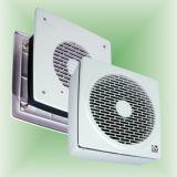 Vario - ventilatoare axiale de perete, tavan sau fereastra,  presiune joasa si medie