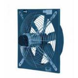 HJBPA - ventilatoare axiale, DE PERETE SAU TUBULATURA,  presiune medie